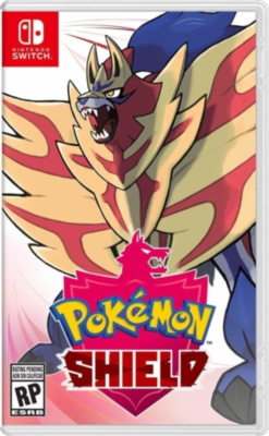 Pokemon Shield (Nintendo Switch)