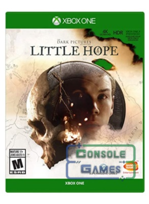 The Dark Pictures: Little Hope (Xbox One) Цифровая Версия