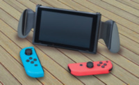 Nintendo Switch Grip Stand