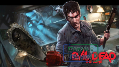 Evil Dead The Game (PS5)