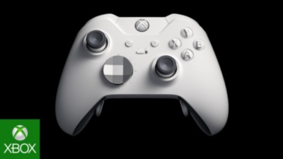 Xbox One Elite Wireless Controller white