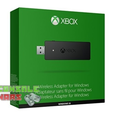 Xbox Wireless Adapter for Windows 10 (Xbox One)