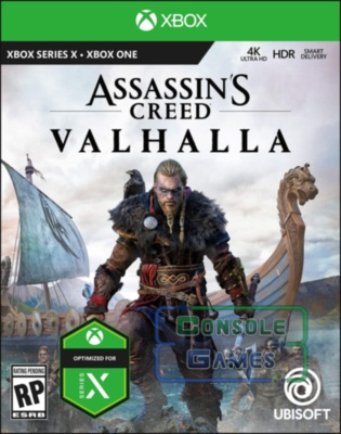 Assassin's Creed Valhalla (Xbox Series X / S) ЦИФРОВАЯ ВЕРСИЯ