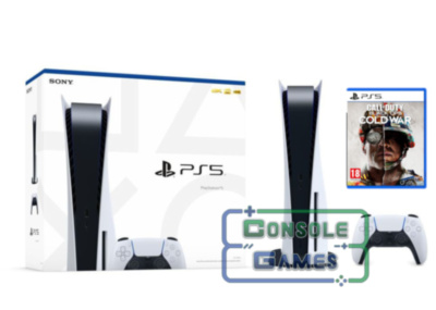 Sony PlayStation 5, Call of Duty Black Ops;Cold War