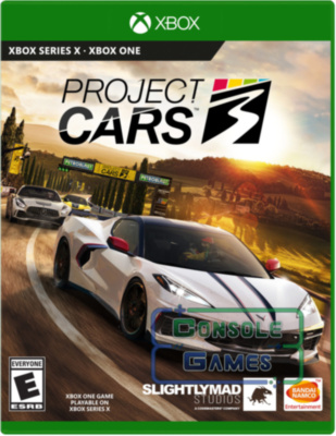Project CARS 3 (Xbox / Xbox Series X / S)  Цифровая версия