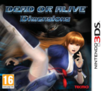 Dead or Alive: Dimensions (3DS)