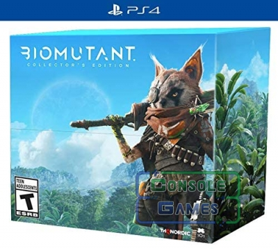 Biomutant; Collector Edition  (PS4) ПРЕДЗАКАЗ
