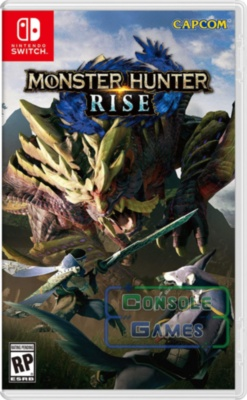 Monster Hunter Rise (Nintendo Switch) ПРЕДЗАКАЗ