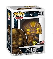 POP! Vinyl: Games Destiny Cayde-6 (Golden Gun)