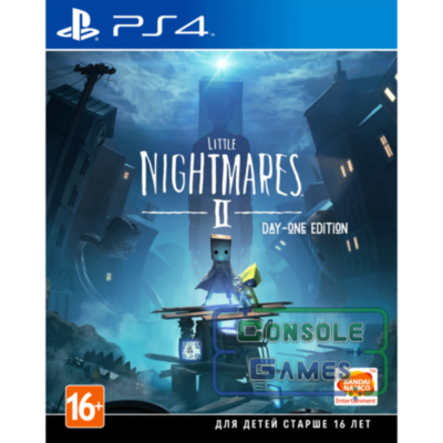 Little Nightmares 2 (PS4)