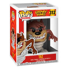 POP! Vinyl: Animation Looney Tunes Taz