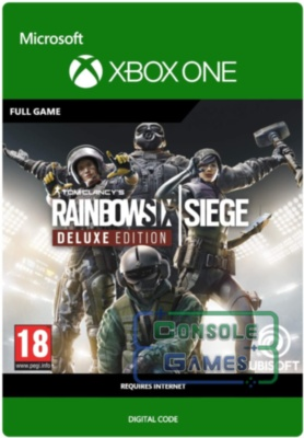 Tom Clancy's Rainbow Six Siege Deluxe Edition (Xbox One) Цифровая Версия