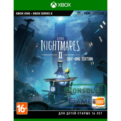 Little Nightmares 2 (Xbox One / Xbox Series) Цифровая Версия