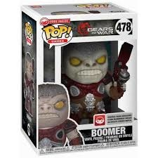 POP! Vinyl: Games Gears of War Boomer