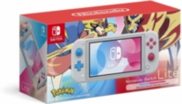 Nintendo Switch Lite Pokemon Sword and Shield Special Edition