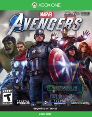 Marvel's Avengers (Xbox Series X / Xbox One)