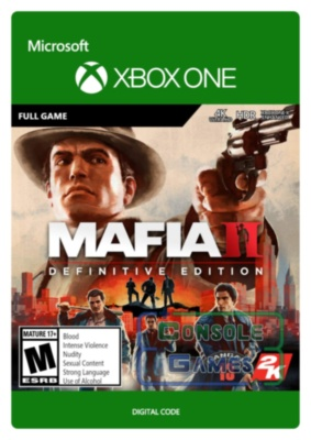 Mafia 2: Definitive Edition (Xbox One) Цифровая Версия