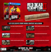 Red Dead Redemption 2 Collector's Box (Xbox One)