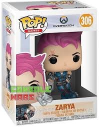 POP! Vinyl: Games Overwatch Zarya