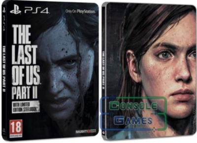 The Last of Us: Part 2 Special Edition (PS4)