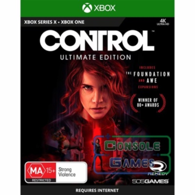 Control Ultimate Edition (Xbox Series X / Xbox ONE)  Цифровая Версия