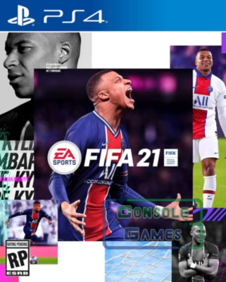 FIFA 21 (PS4) ENG Version