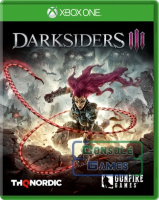 Darksiders 3  (Xbox One / Xbox Series)